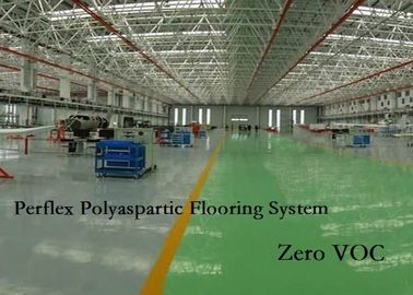 PF864 Polyaspartic Wear Resistance Transparent Flooring Coating-Self-levelling