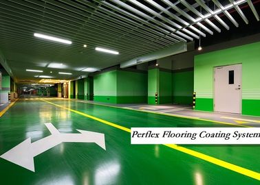 PF864 Underground Car Park Polyaspartic Clear Topcoat <Anti-abrasion, UV resistance>